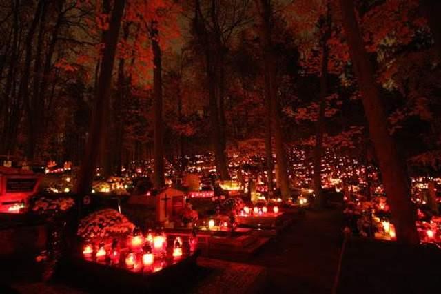 1 листопада відзначають День всіх святих