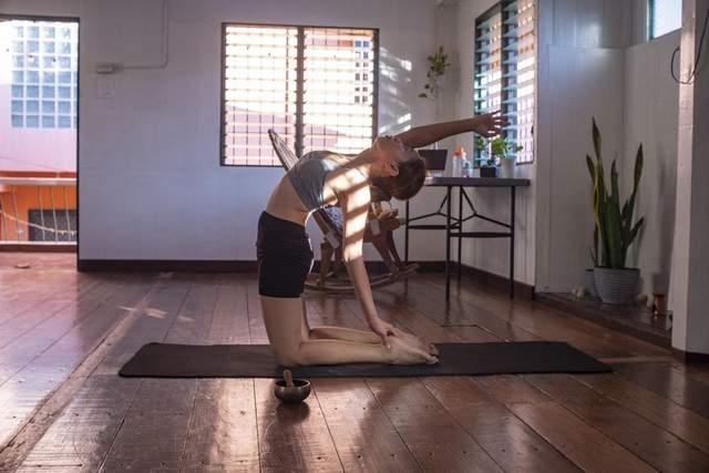 Час для йоги