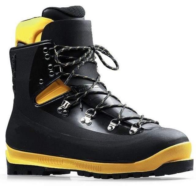 Такие ботинки подходят для альпинизма