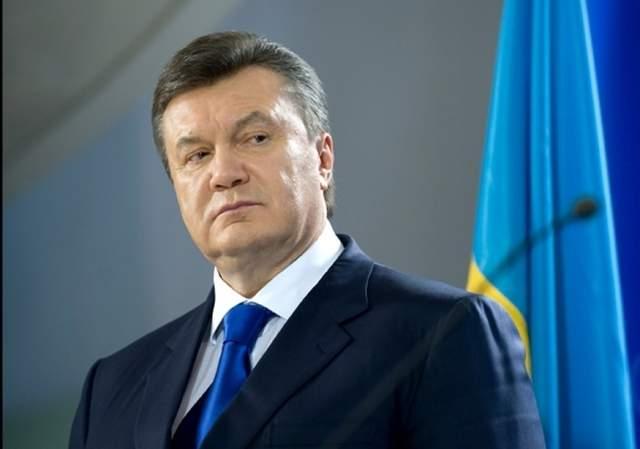 Янукович, судді