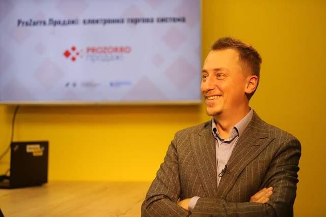 Олексій Соболев, Директор ДП