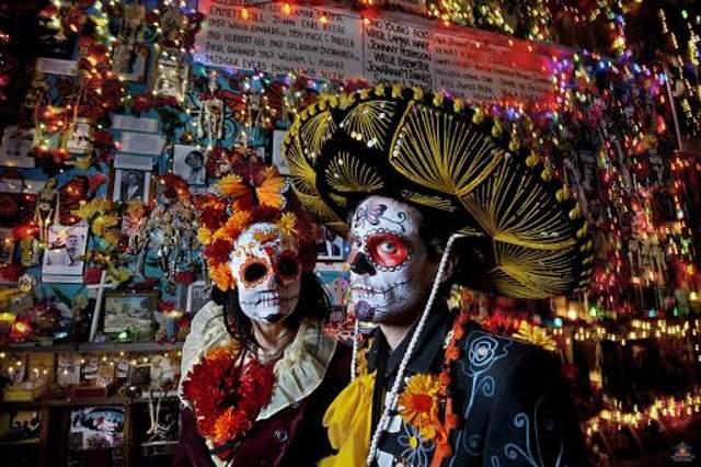 День Мертвих у Мексиці святкують два дні