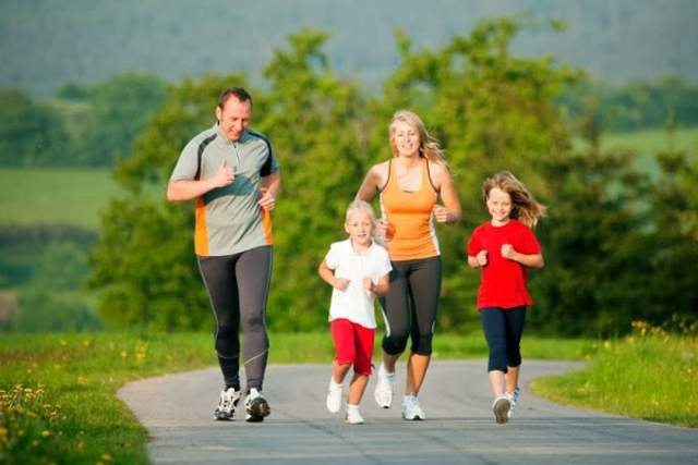 Лучше тренироваться на свежем воздухе