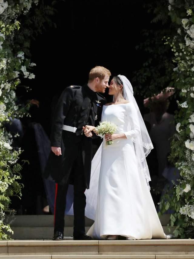Весілля Меган Маркл та принца Гаррі