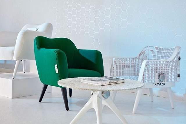 Сьогодні можна купити меблі з перероблених матеріалів