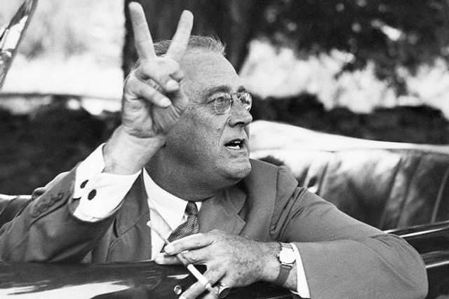 Делано Рузвельт