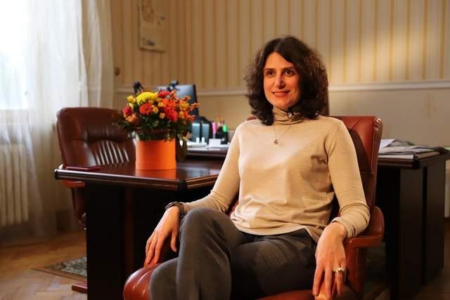 Світлана Панаіотіді, Представник держави у Наглядовій раді ДП