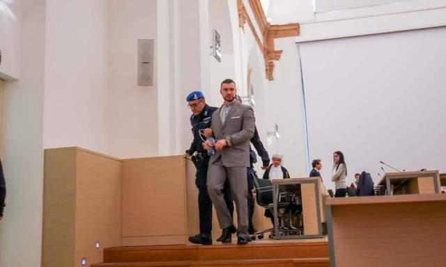 Віталій Марків, Італія, суд, Нагвардія, Рокеллі, Донбас, Слов'янськ