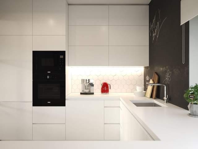 Вбудована техніка на кухні
