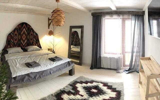 Одна з кімнат для гостей
