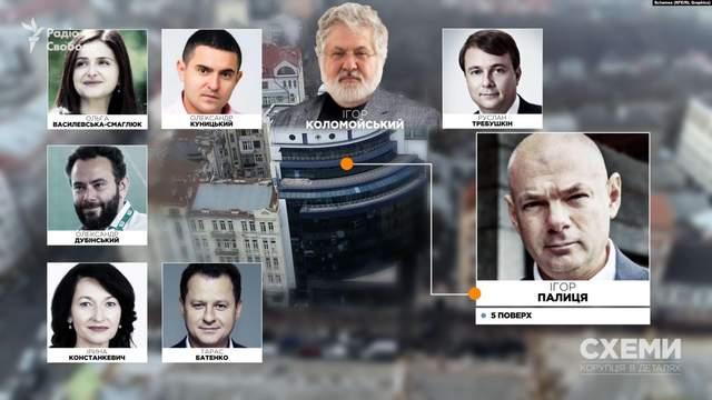 Депутати з приймальнями у
