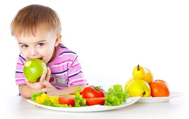 Питание должно быть сбалансированным и вкусным