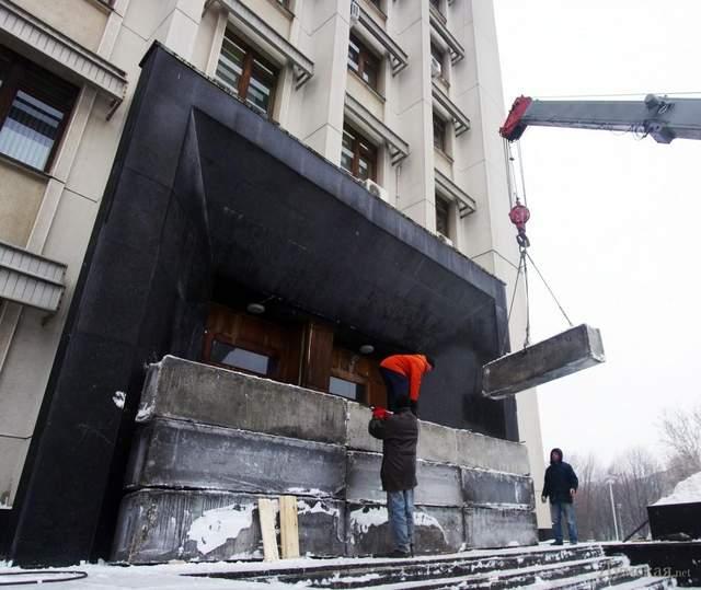 Одеська ОДА - Майдан 2013