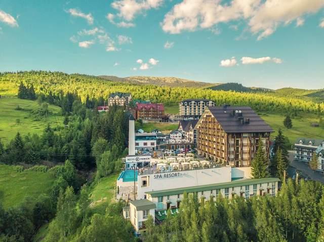 F&B SPA Resort