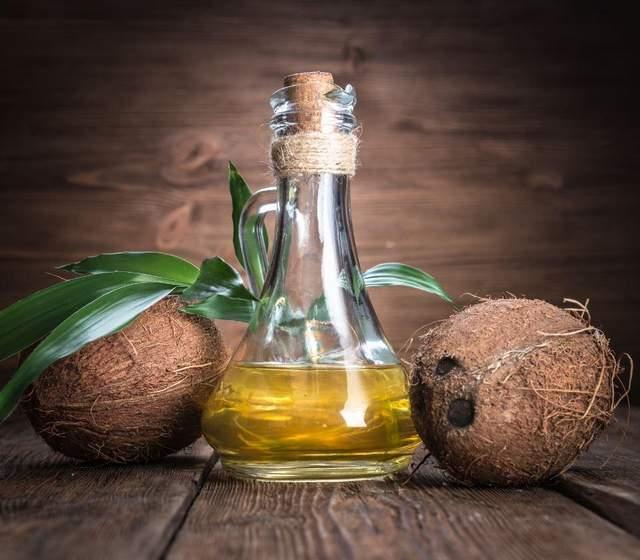 кокосова олія балі