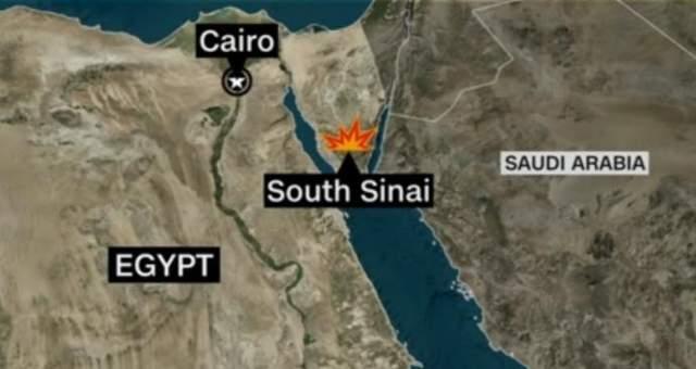 У Єгипті розбився вертоліт з американськими військовими