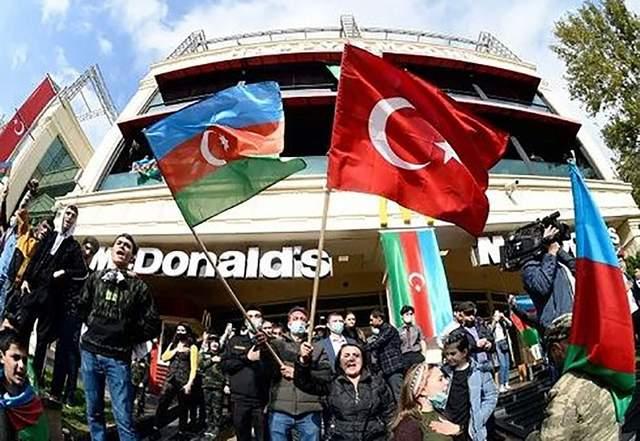 Святкування в Азербайджані