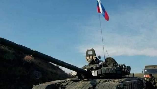 Росія ввела війська в Карабах