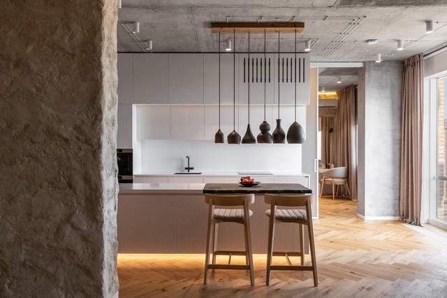 Кухня білого кольору