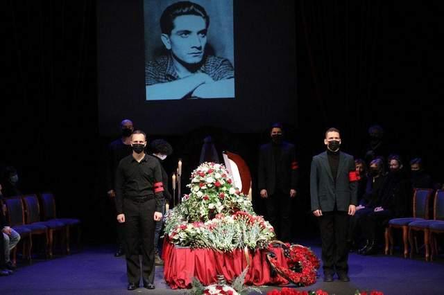 Прощание с Арменом Джигарханяном в Москве