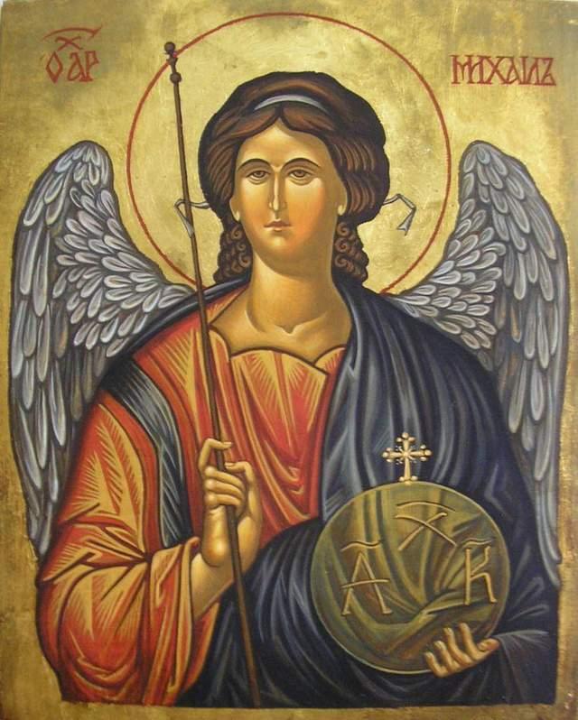 21 листопада вшановують святого Михаїла