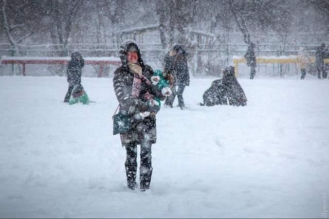 Похолодання у січні прогноз погоди морози сніг ожеледиця вітер