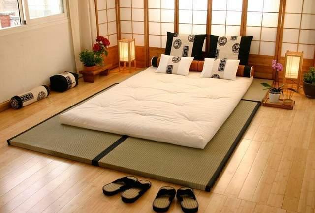 Полезный вариант сна на полу