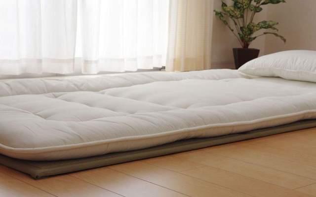 Вариант для сна на полу