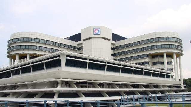 Лікарня в Сінгапурі