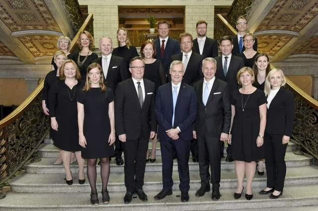 У фінському уряді більшість - жінки