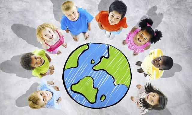 Дудл, гугл, Google, Всесвітній день дітей