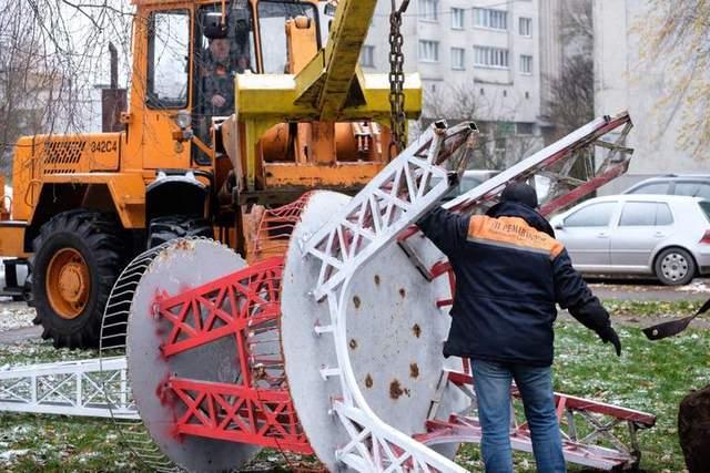 Протести у Білорусі 22 листопада