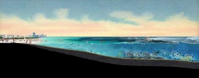 Підводний музей продовжить берегову лінію пляжу / Фото Deezen