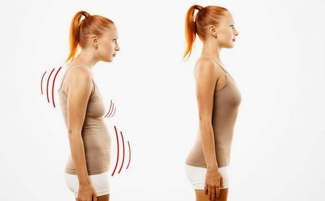 Осанка влияет на здоровье всего тела