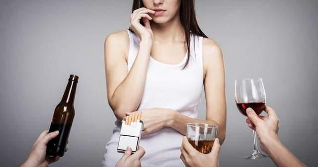 Вредные привычки снижают иммунитет