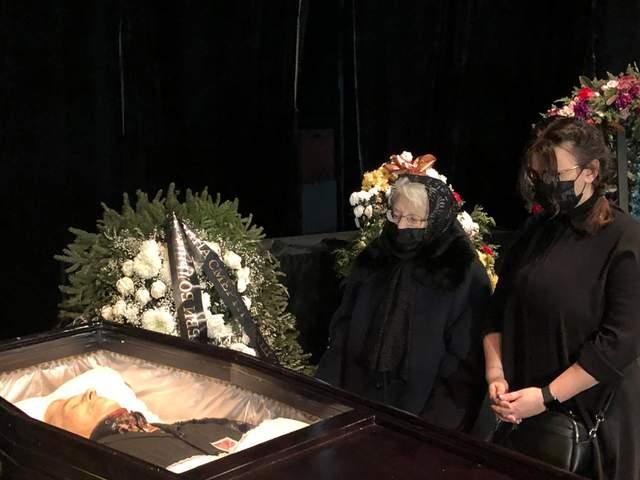 Прощання з Романом Віктюком у Львові / Фото 24 каналу