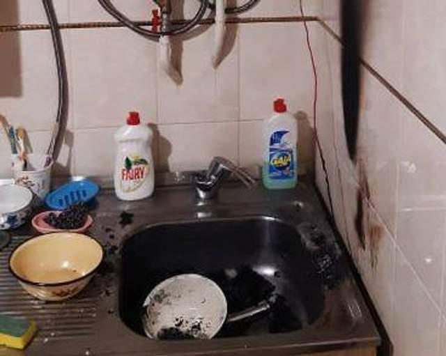 У Львові трапилась пожежа: жінка знепритомніла і не могла врятуватись — фото