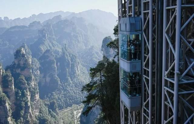 Найвищий ліфт у світі