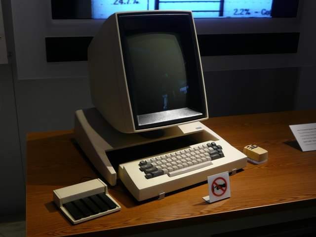 Комп'ятер Xerox