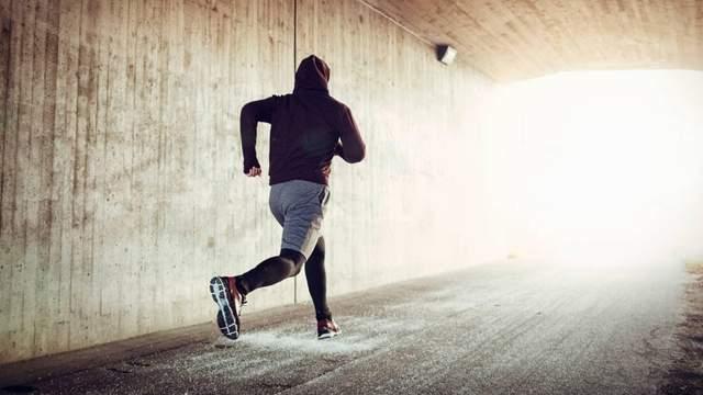Для бега нужно иметь мотивацию