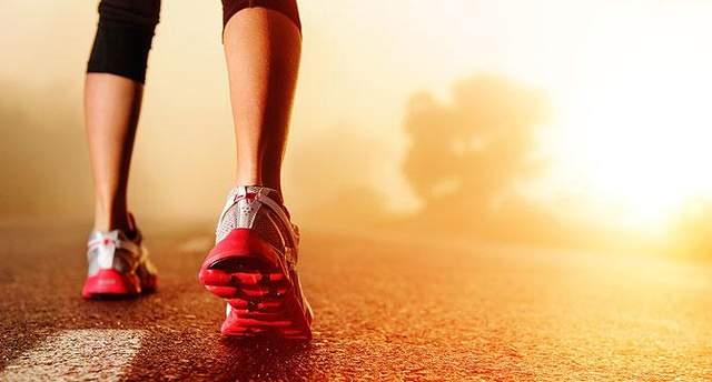 Для бега нужно хорошее обувь