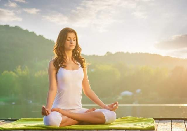 Правильне дихання підвищує ефективність практики