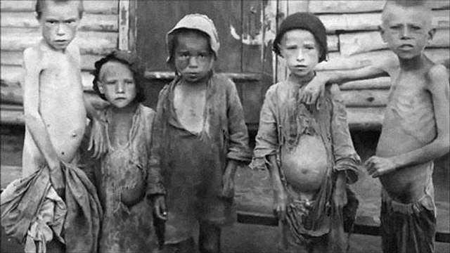 Голодомор Україна фото 1932 - 33 роки історія в фото