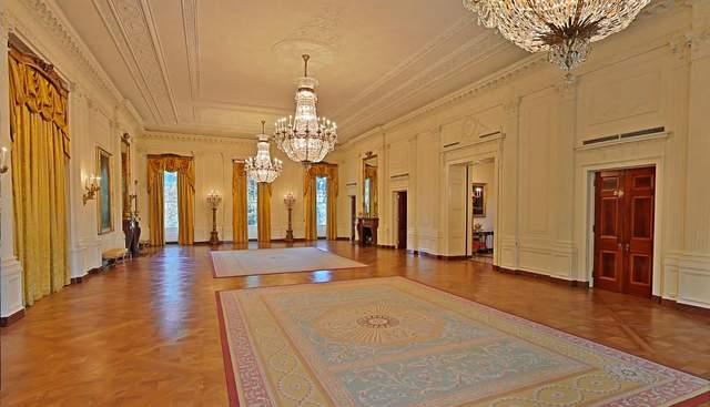 східна кімната білий дім