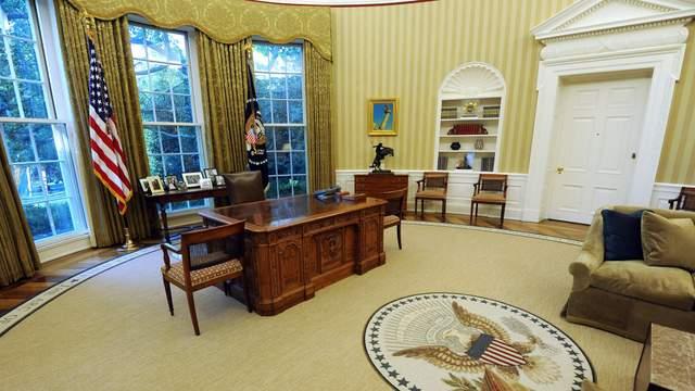 овальний кабінет білий дім
