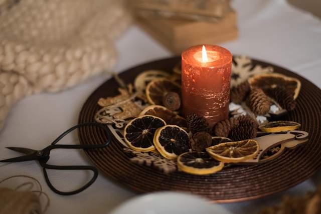 Добирайте аромати, що викликають приємні, затишні спогади