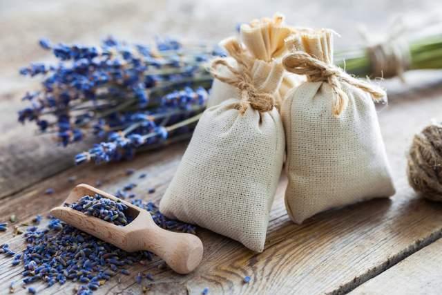 Саше –  хороший вибір для тих, хто не любить різких ароматів