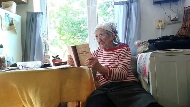 Надія Куповець-Шаригіна свідки Голодомору розповіді очевидців