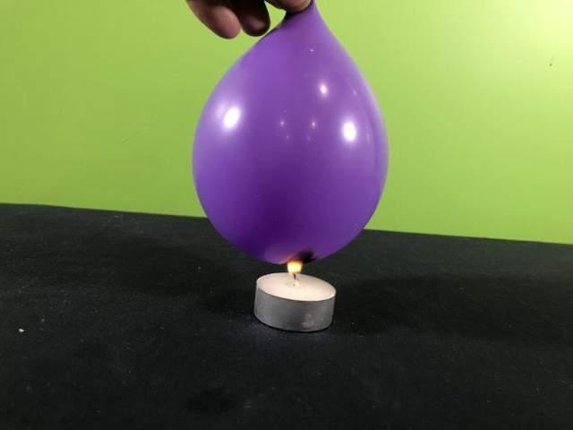 Дослід з кулькою