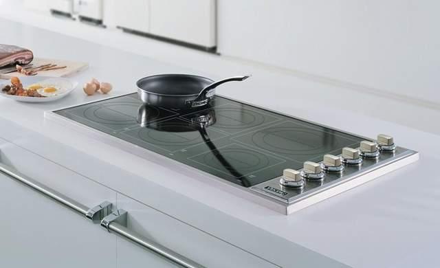 Індукційна плита має чимало переваг